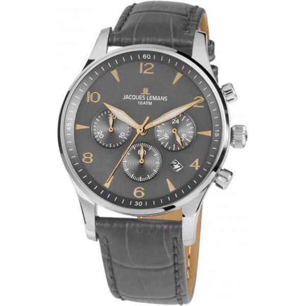 Часы Jacques Lemans 1-1654ZI