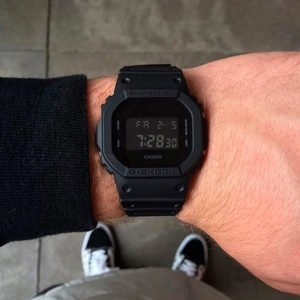 Часы Casio DW-5600BB-1ER_photo