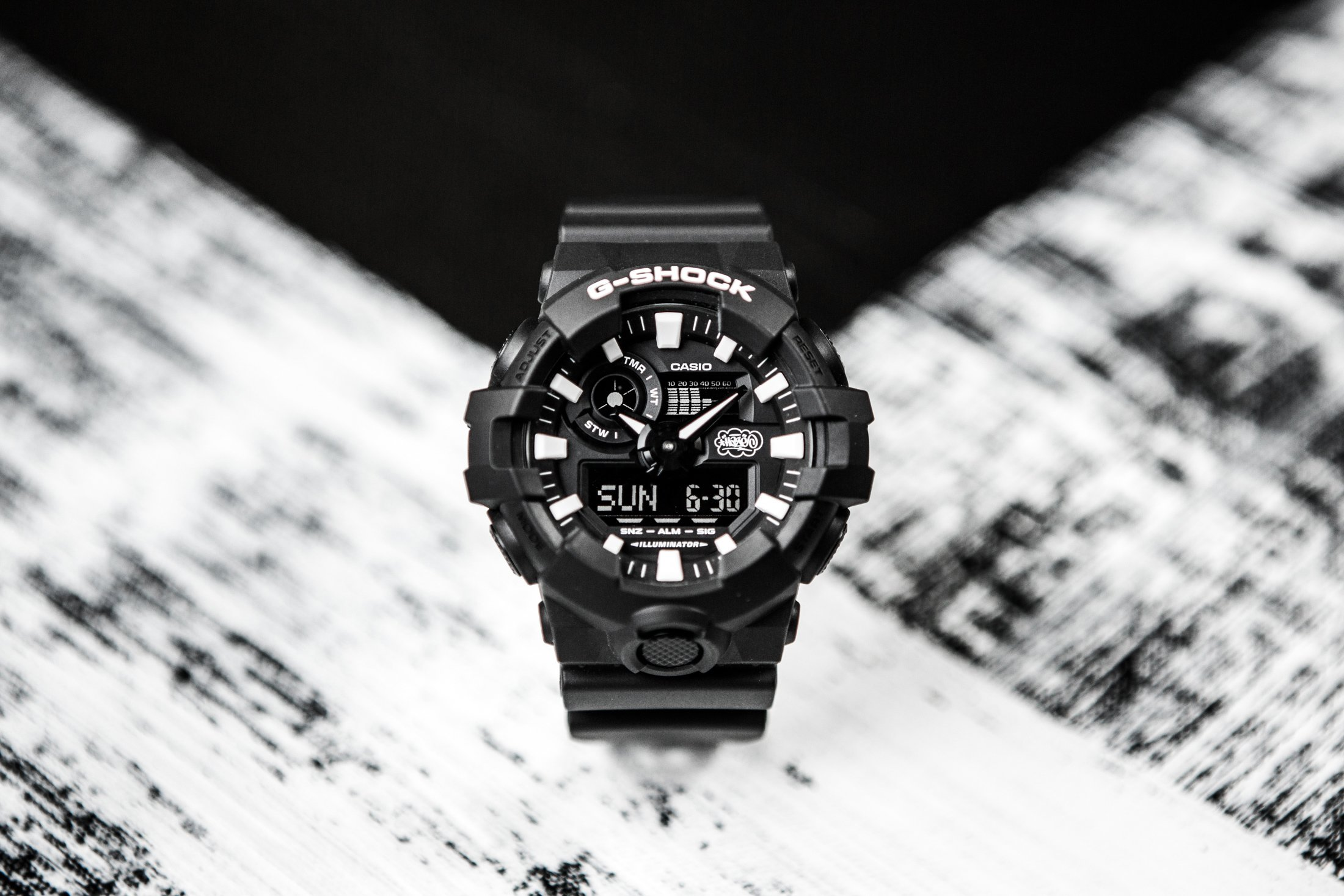 Casio G Shock Eric Haze