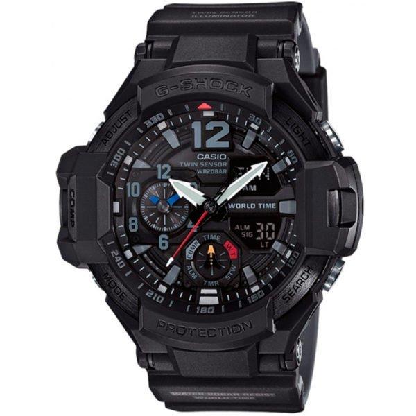 Часы Casio GA-1100-1A1ER