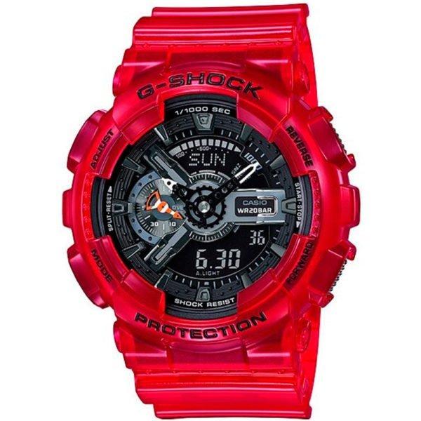 Часы Casio GA-110CR-4AER
