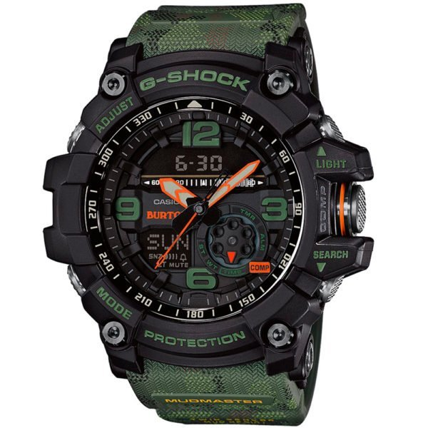 Часы Casio GG-1000BTN-1AER