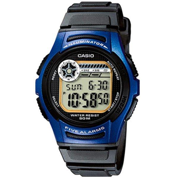 Часы Casio W-213-2AVES