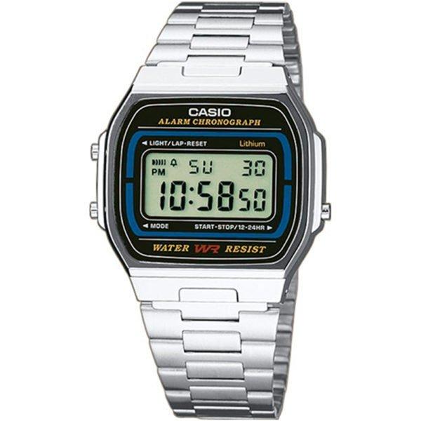 Часы Casio A164WA-1VES