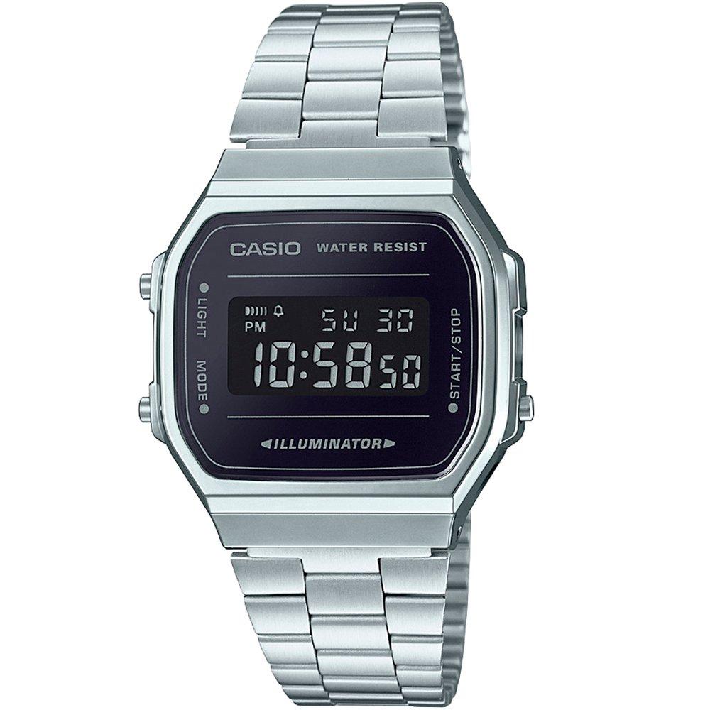 Casio A-168WEM-1 - купить наручные часы  цены, отзывы ... e329fe04301