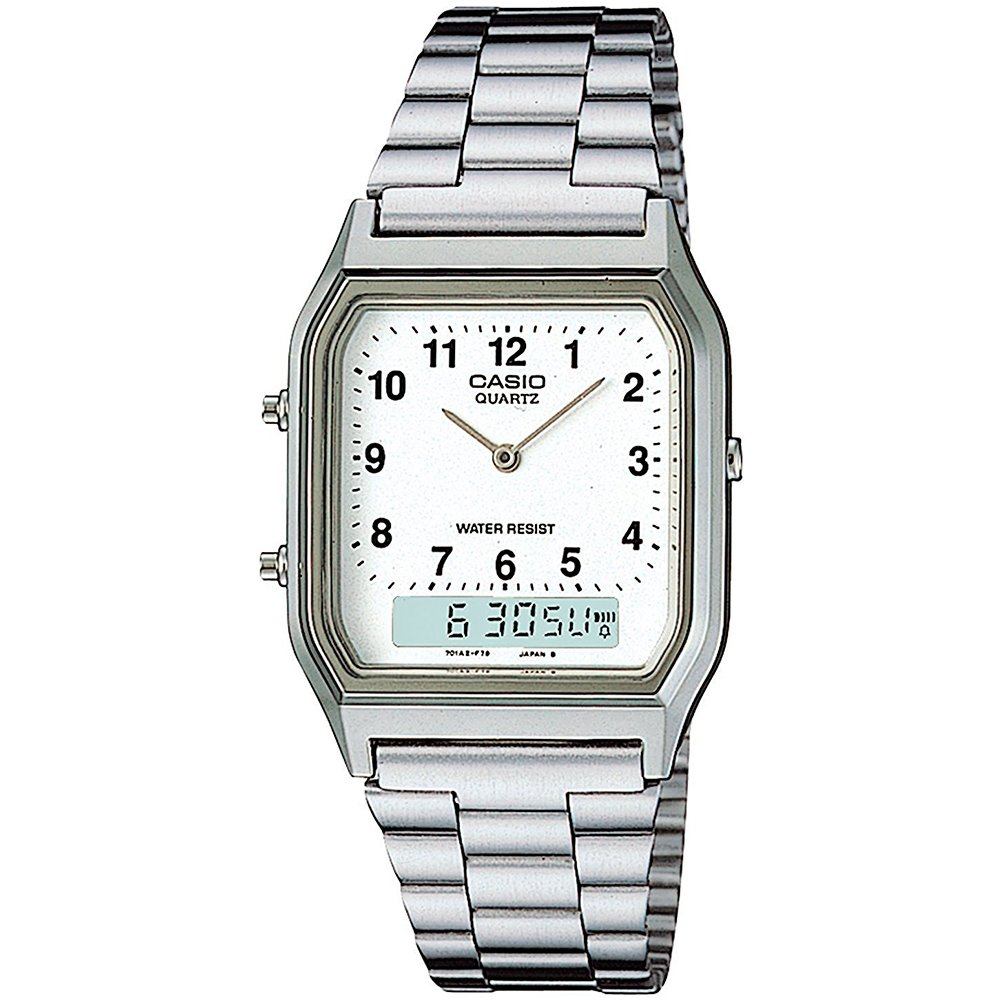 Casio AQ-230A-7B - купить наручные часы  цены, отзывы ... 31d1d995f3e