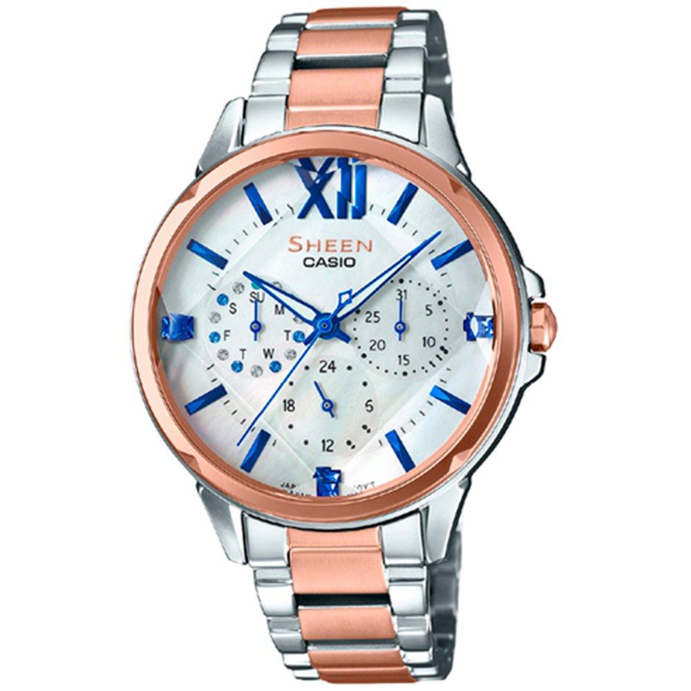 d3e44a72b335 Casio SHE-3056SPG-7A - купить наручные часы  цены, отзывы ...