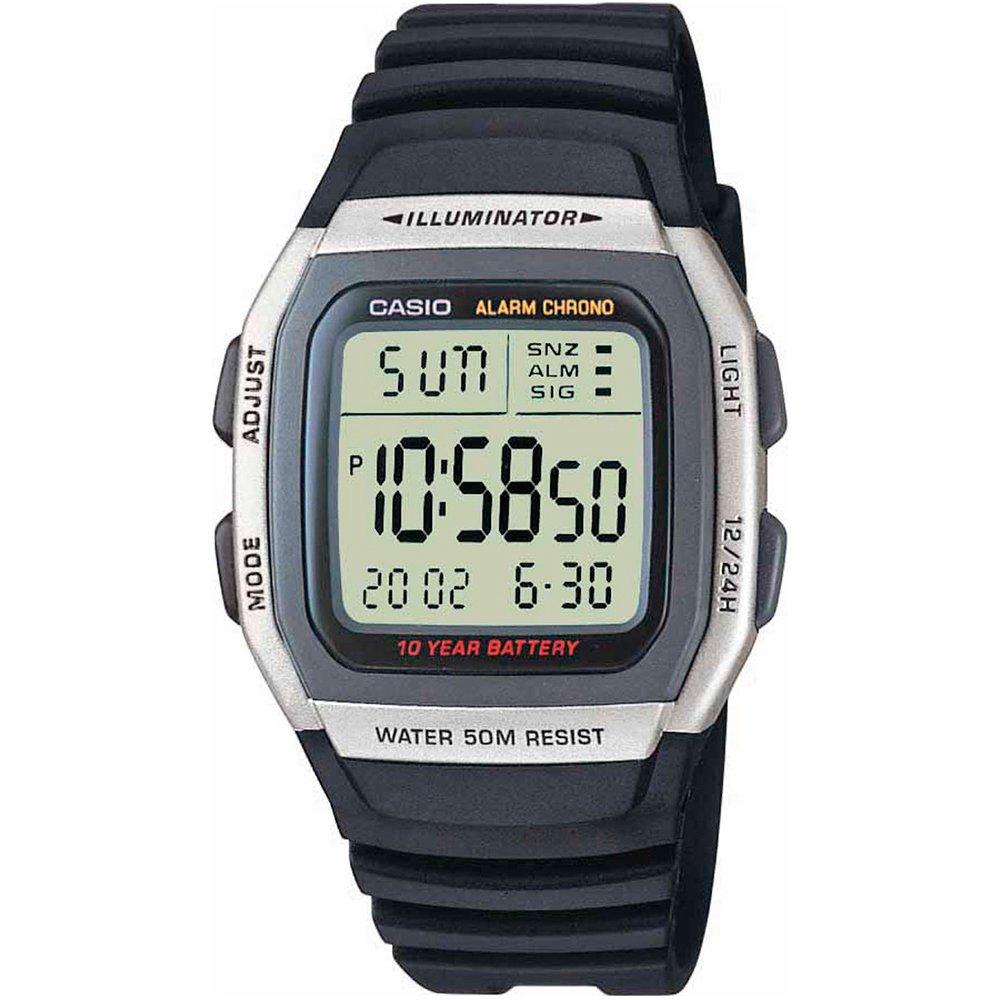 Casio W-96H-1AVEF - купить наручные часы  цены, отзывы ... 02ba7977724