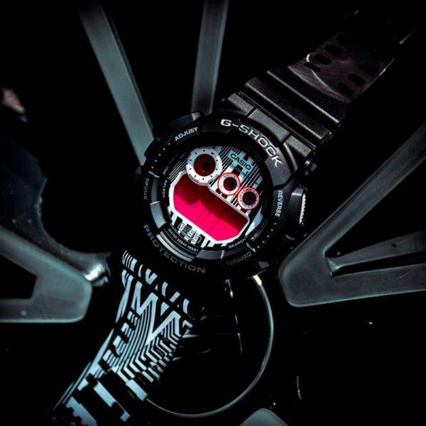 Часы Casio GD-120LM-1AER_1