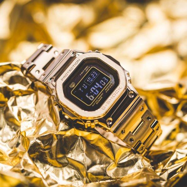 Часы Casio GMW-B5000GD-9ER_photo1